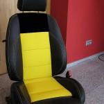 sárga fekete